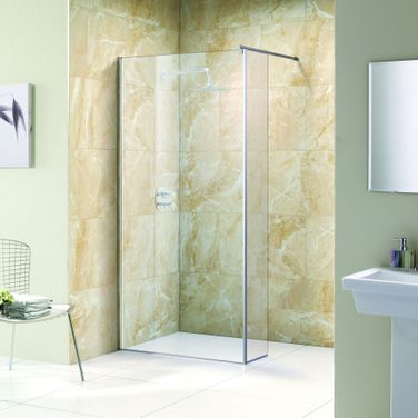 Chianti Wet Room & Fixed Panel